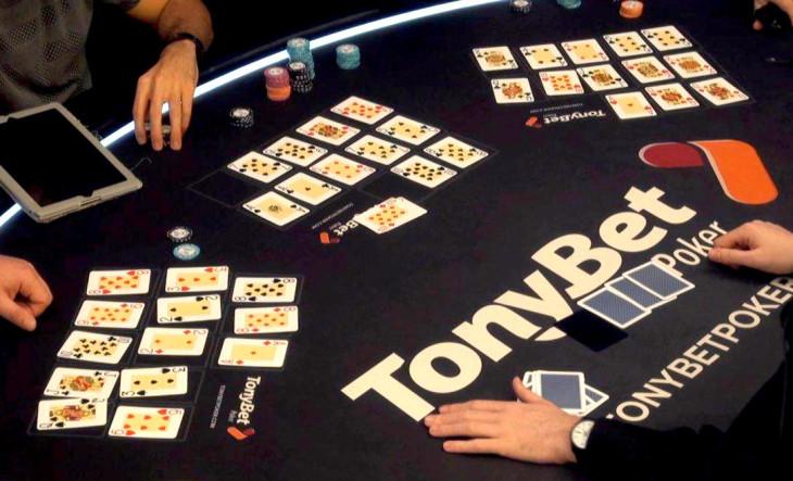 китайский покер румы