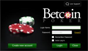 Betcoin Poker вход