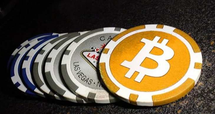 Покер на битеоины
