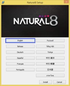 Natural8 на компьютер
