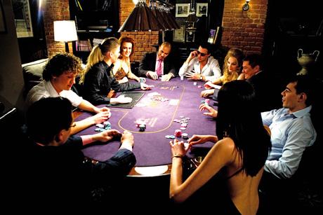 Покер как бизнесс
