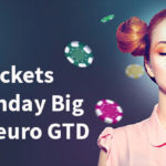 Katran | 4 tickets to Sunday Big 5000 euro GTD