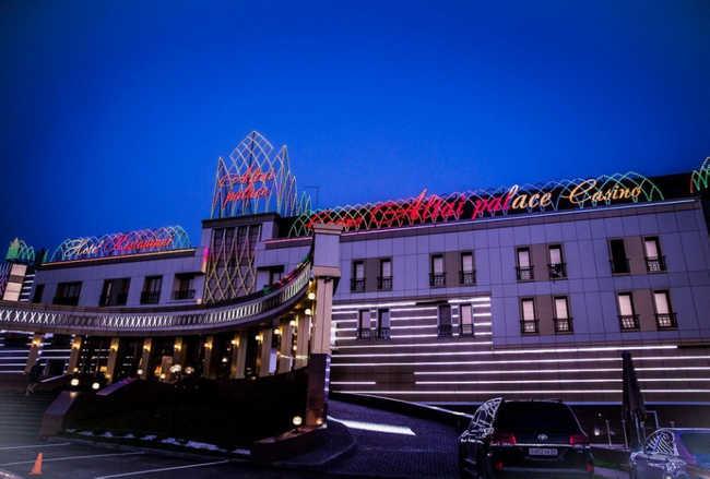 Altai Palace Poker Series