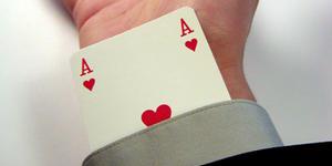 хитрости в покере